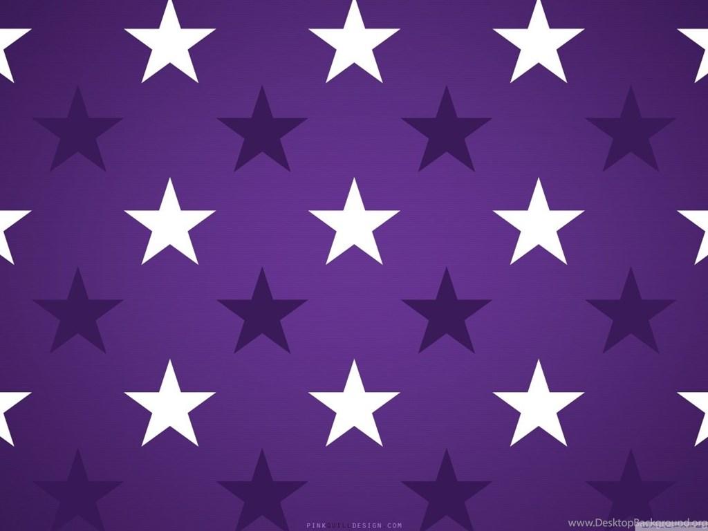 Purple Stars HD Desktop Wallpapers High Definition Dual Monitor