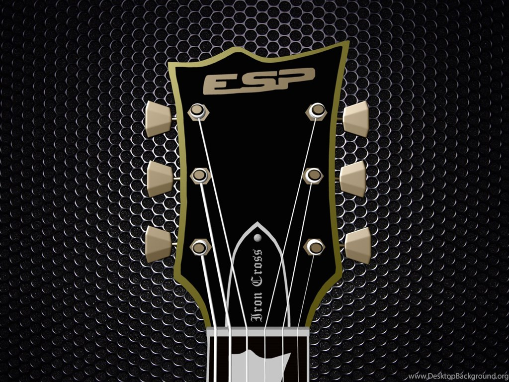 Top Esp Guitar Wallpapers Desktop Background