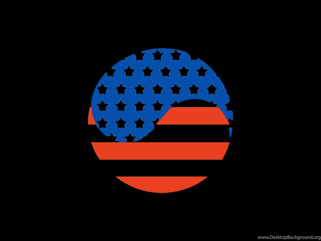 Korean American Flag By Chriswillar On Deviantart Desktop Background