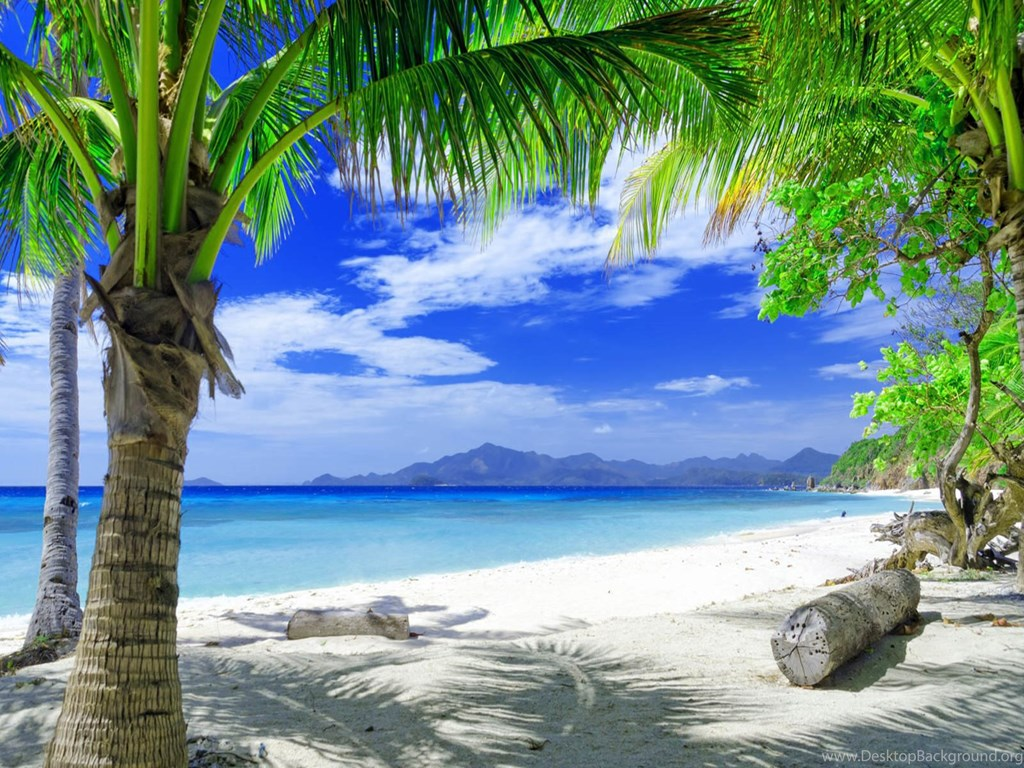 Beach Background Hd Desktop Wallpapers: Beach Beautiful Beach Desktop HD Wallpapers Free