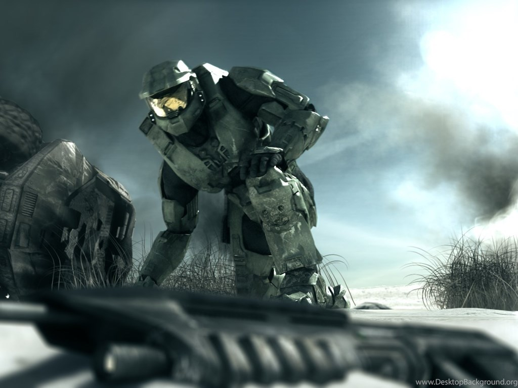 halo 3 master chief hd images wallpapers attachment 14037