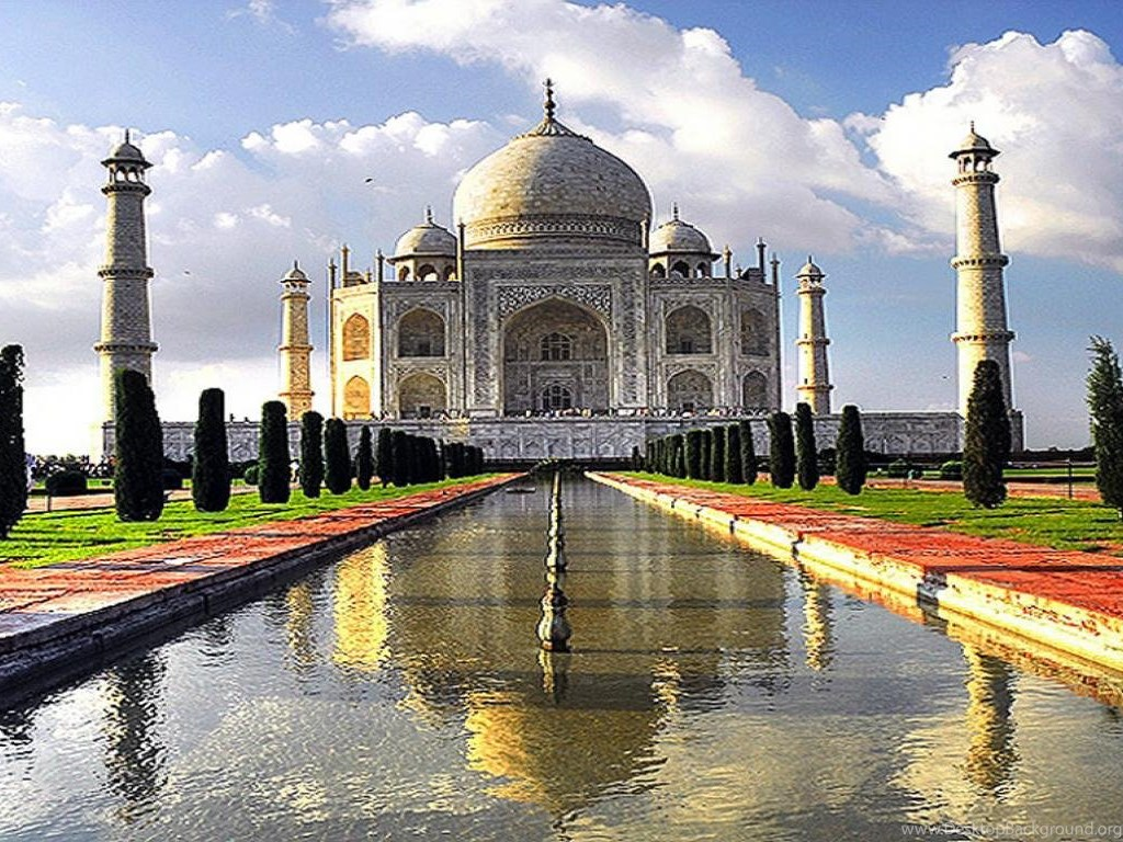 Taj mahal hd wallpapers desktop background - Taj mahal background hd ...