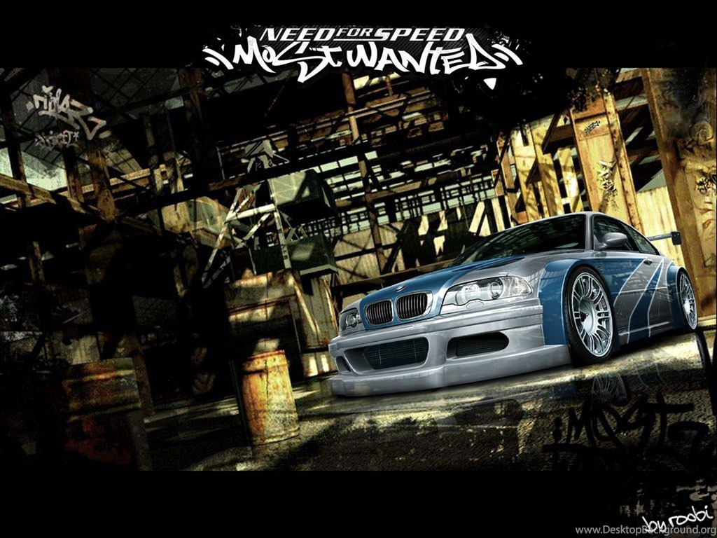 Need For Speed Most Wanted Wallpapers 1024x768px Desktop Background