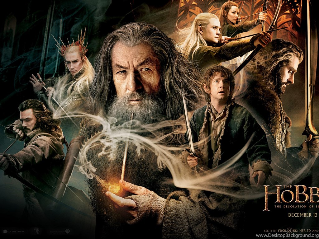 download wallpapers 3840x2400 the hobbit the desolation of smaug
