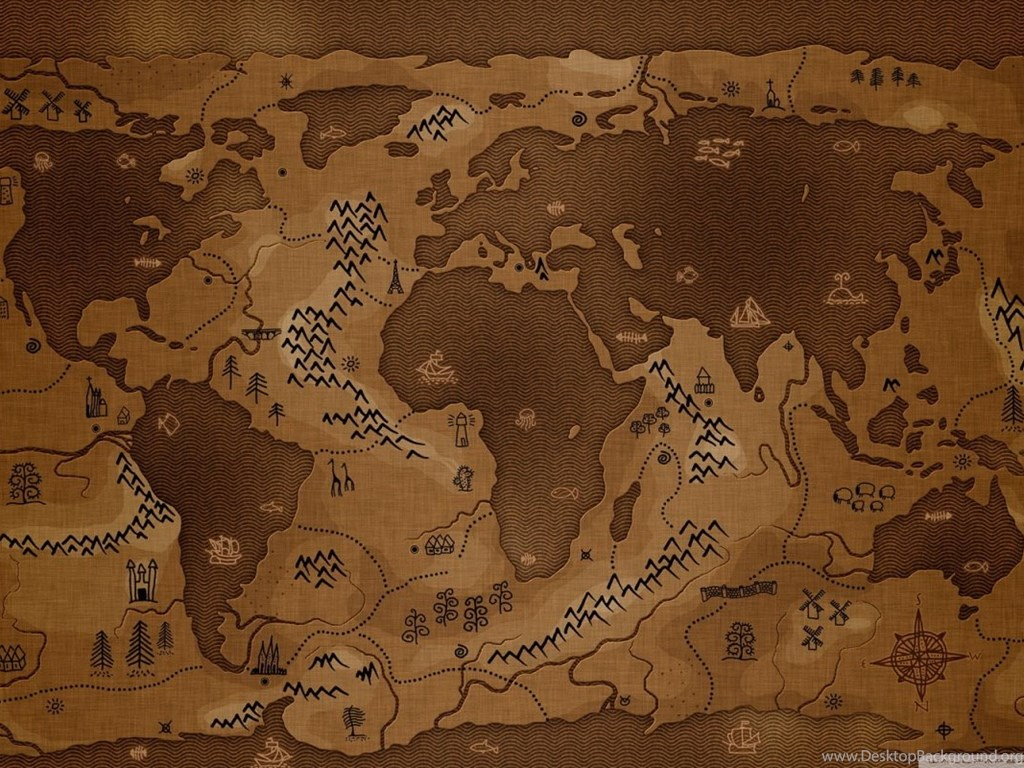 Old World Map Hd.Wallpapers Old World Map Hd Widescreen Fullscreen 1280x800