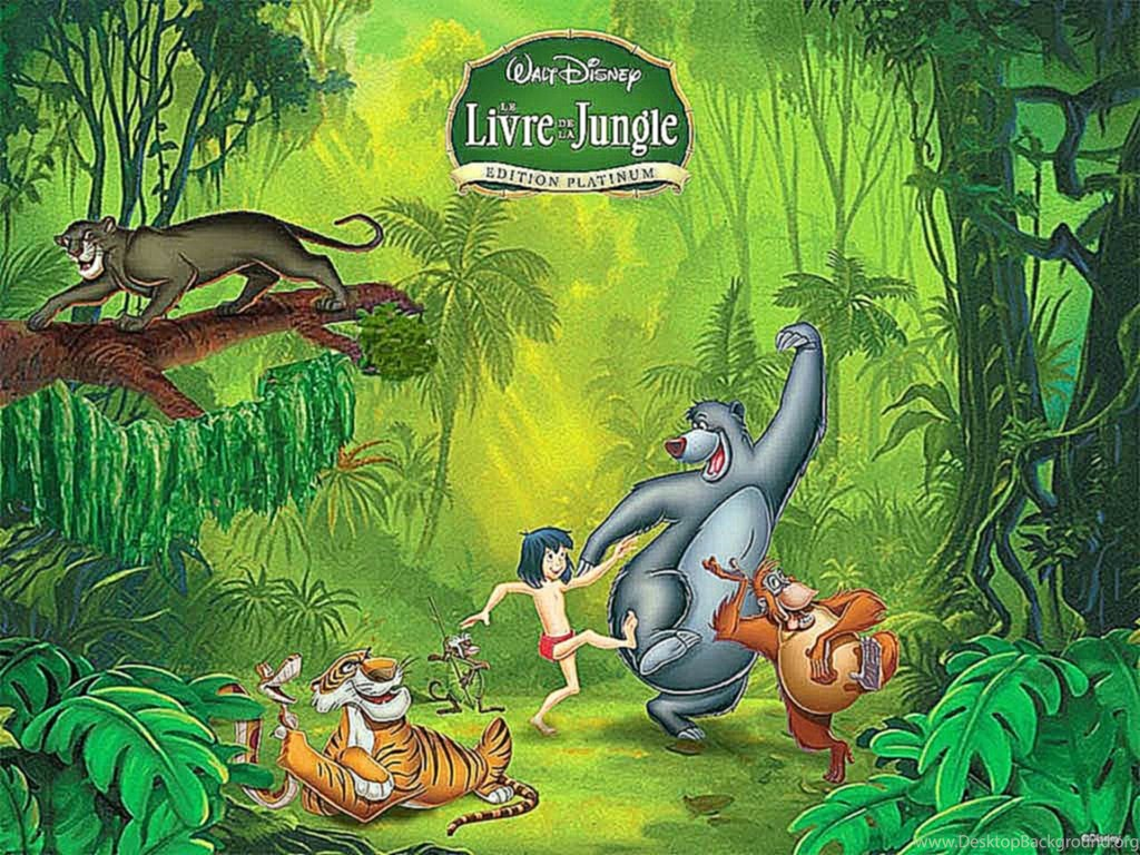 The Jungle Book Live-Action Movie Looks