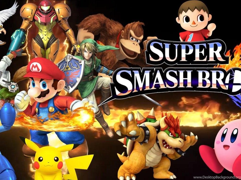 34 Best Hd Super Smash Bros Wallpapers Desktop Background