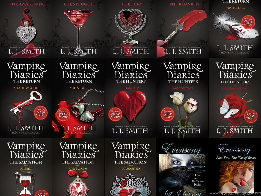 The vampire diaries book 1 download
