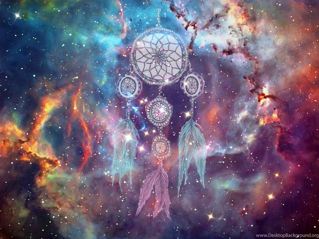 Dream Catcher Galaxy Backgrounds Together With And Dream ...