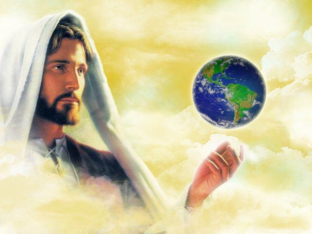 Wallpapers Lord Jesus Christ Beautiful Painting Hd Wallpapers