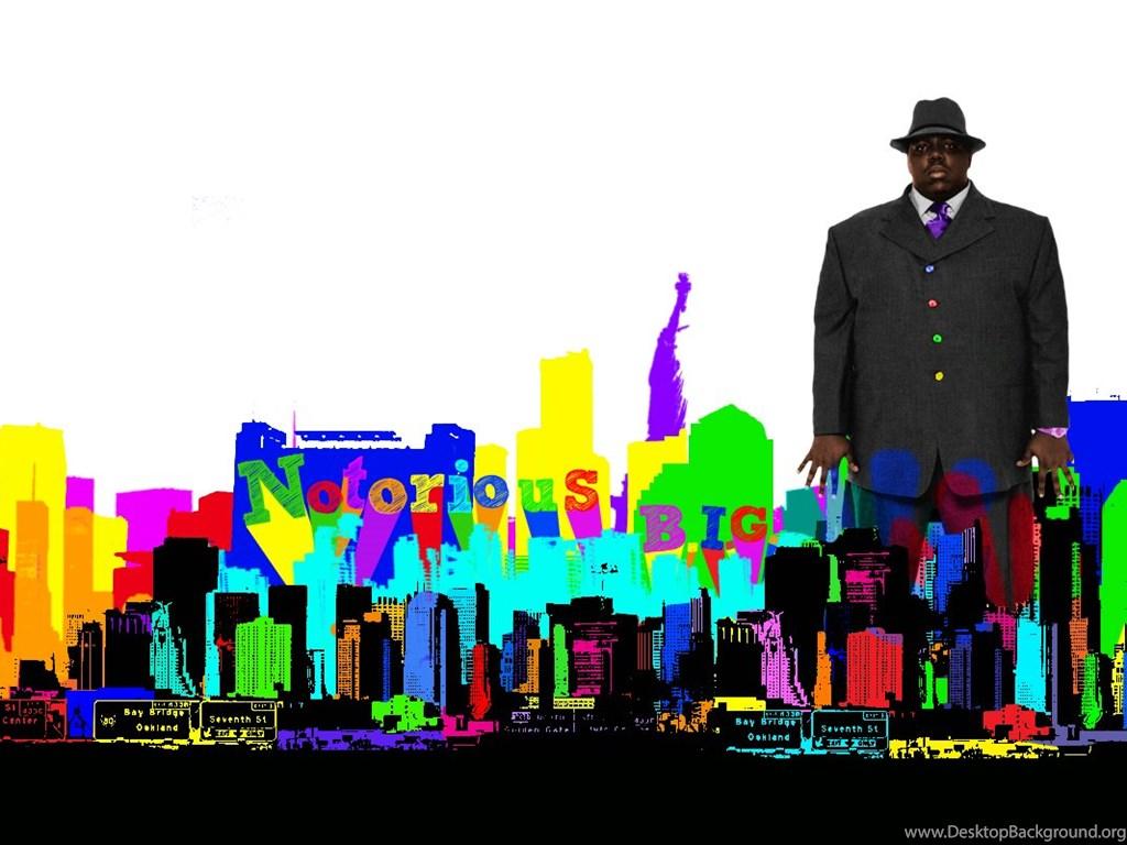 Paper Dump Notorious BIG Wallpapers Desktop Background