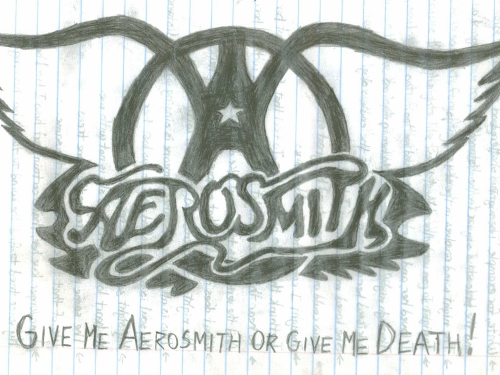 Aerosmith Logo By Fox Reddick On DeviantArt Desktop Background