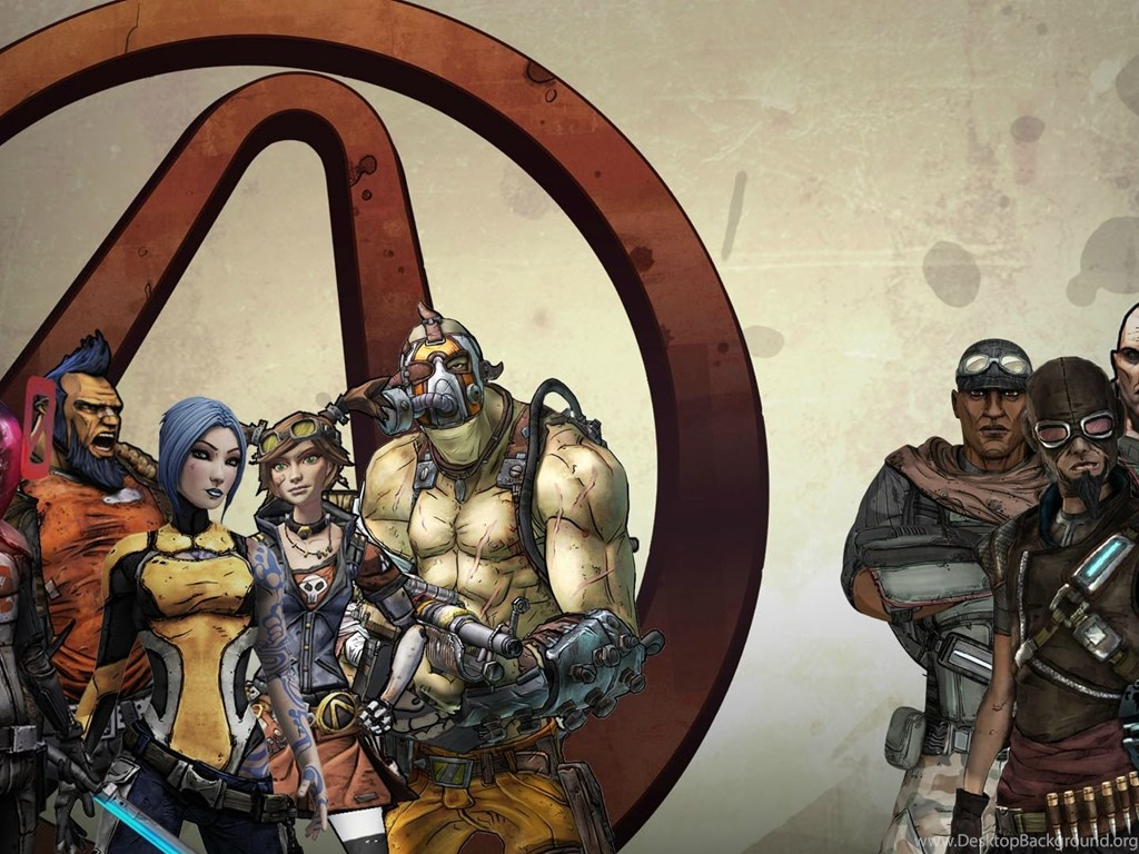 Borderlands Wallpapers (Put Together By Me) Album On Imgur