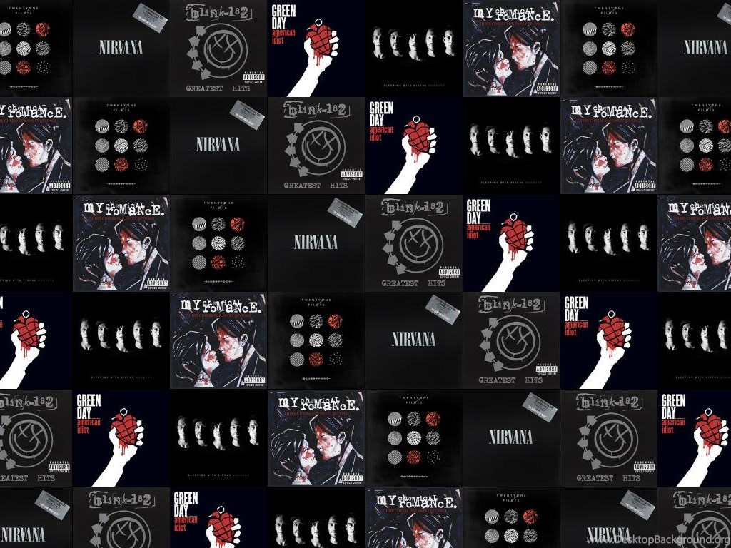 My Chemical Romance Three Cheers For Sweet Revenge Wallpapers