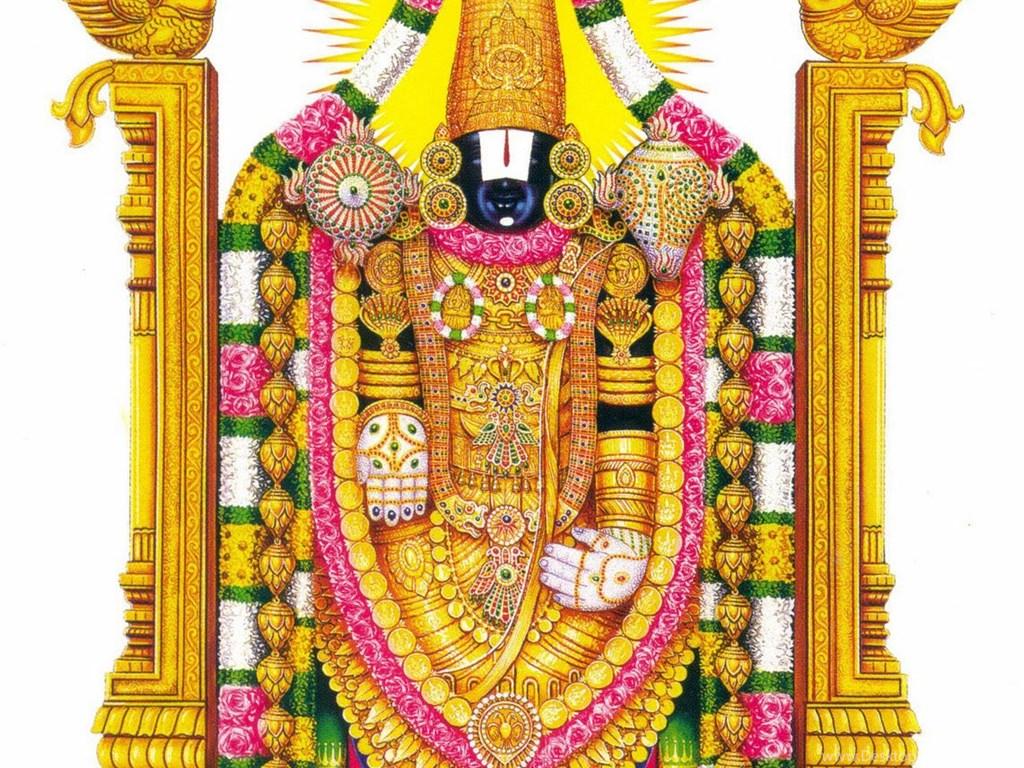Lord Venkateswara Swamy Nice Beautiful Beautiful Images Desktop Background
