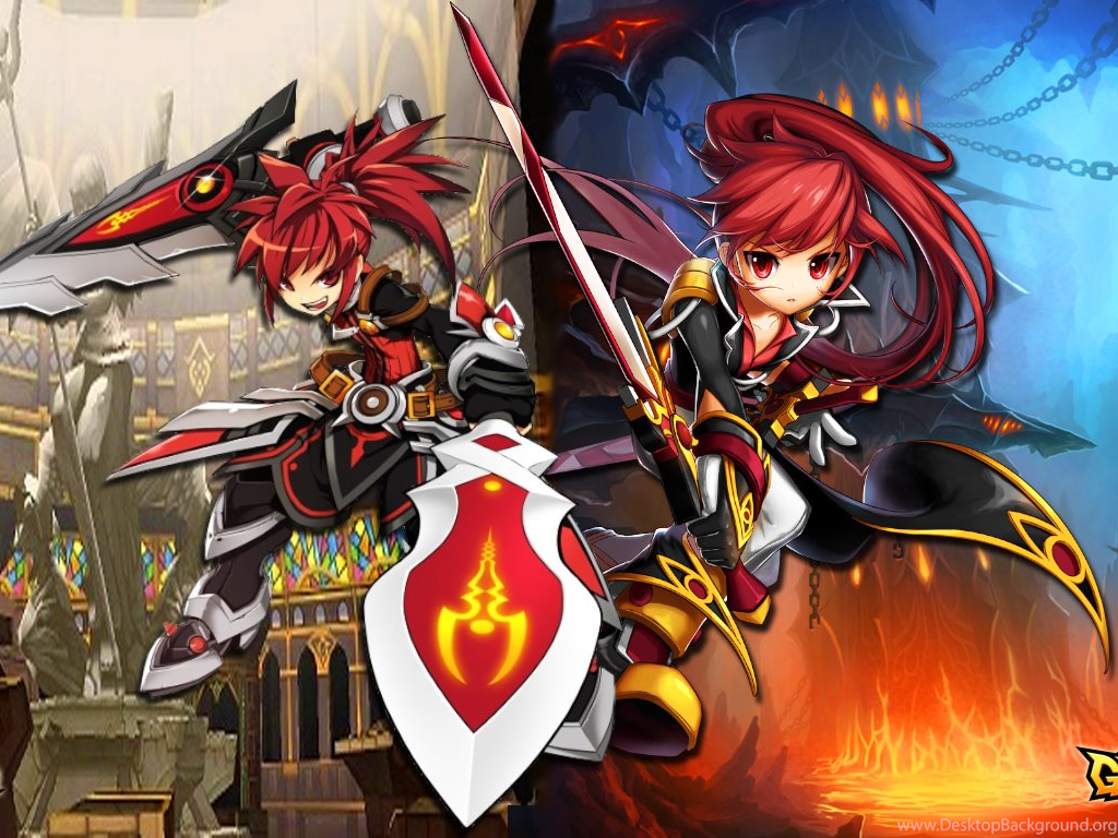 Elsword wallpapers hd desktop background fullscreen voltagebd Image collections