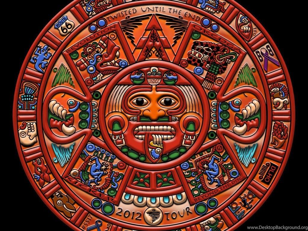 Mayan Calendar Wallpaper : Repin image vector of mayan calendar on pinterest