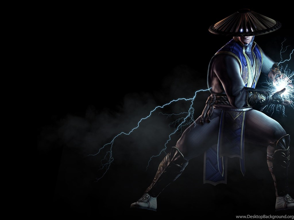 42 Hd Raiden Wallpaper On Wallpapersafari: Raiden, Mortal Kombat X, Mortal Kombat, Video Games