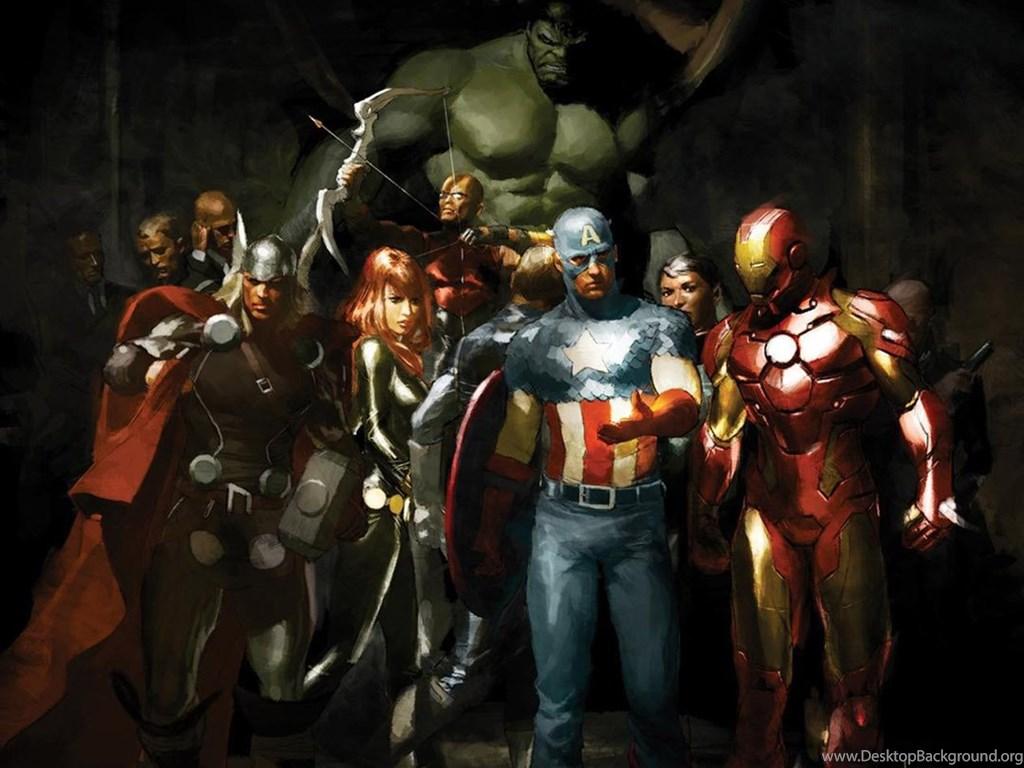 Avenger Wallpaper For Android