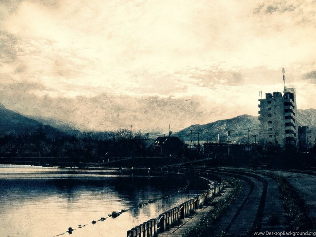 Pollution And Destruction HD Wallpapers Widescreen