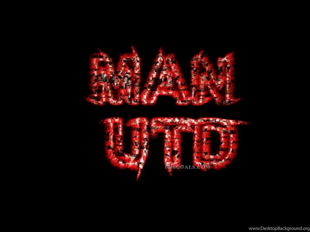 Manchester United Logo Wallpapers For Windows G93u0p Free Download Desktop Background
