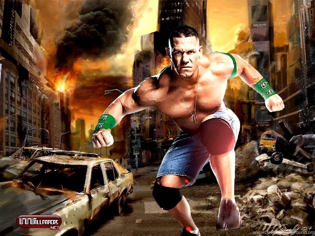 John Cena Wwe Wallpapers Hd The Nology Desktop Background