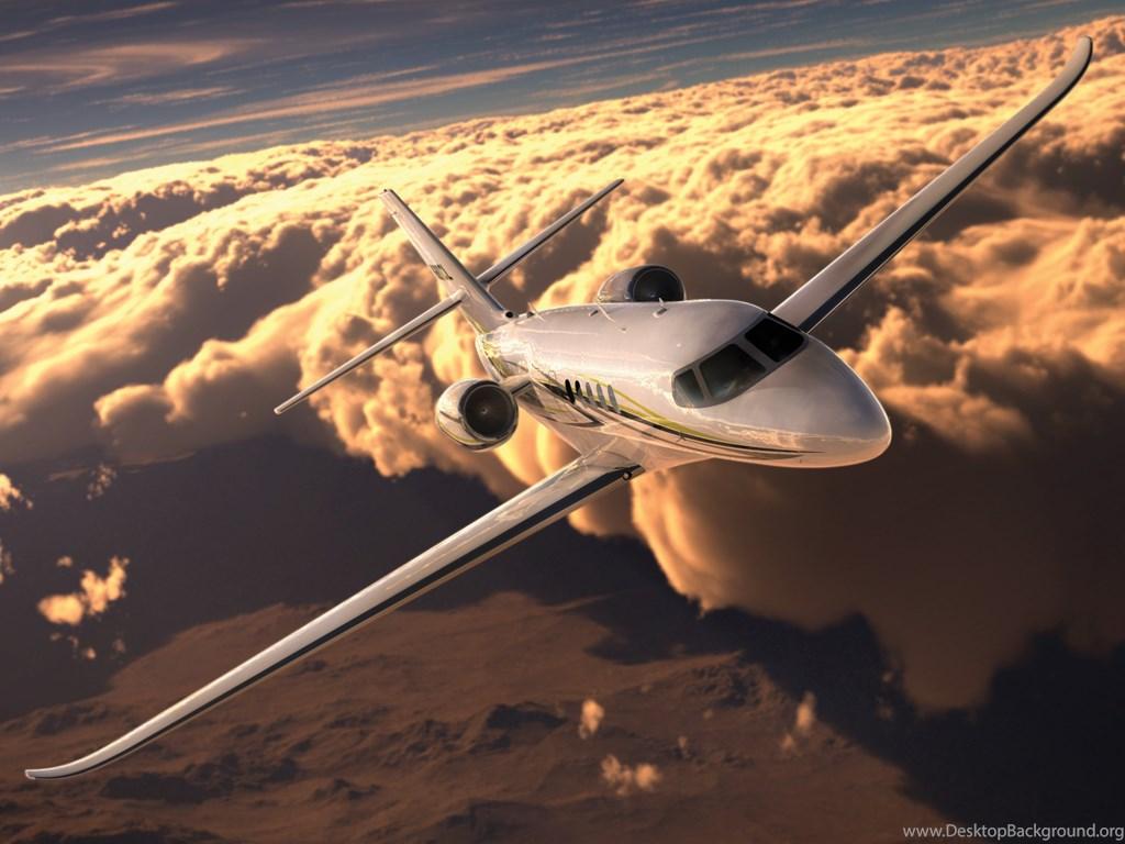 Cessna Airplane Aircraft Transport D Wallpapers Desktop Background