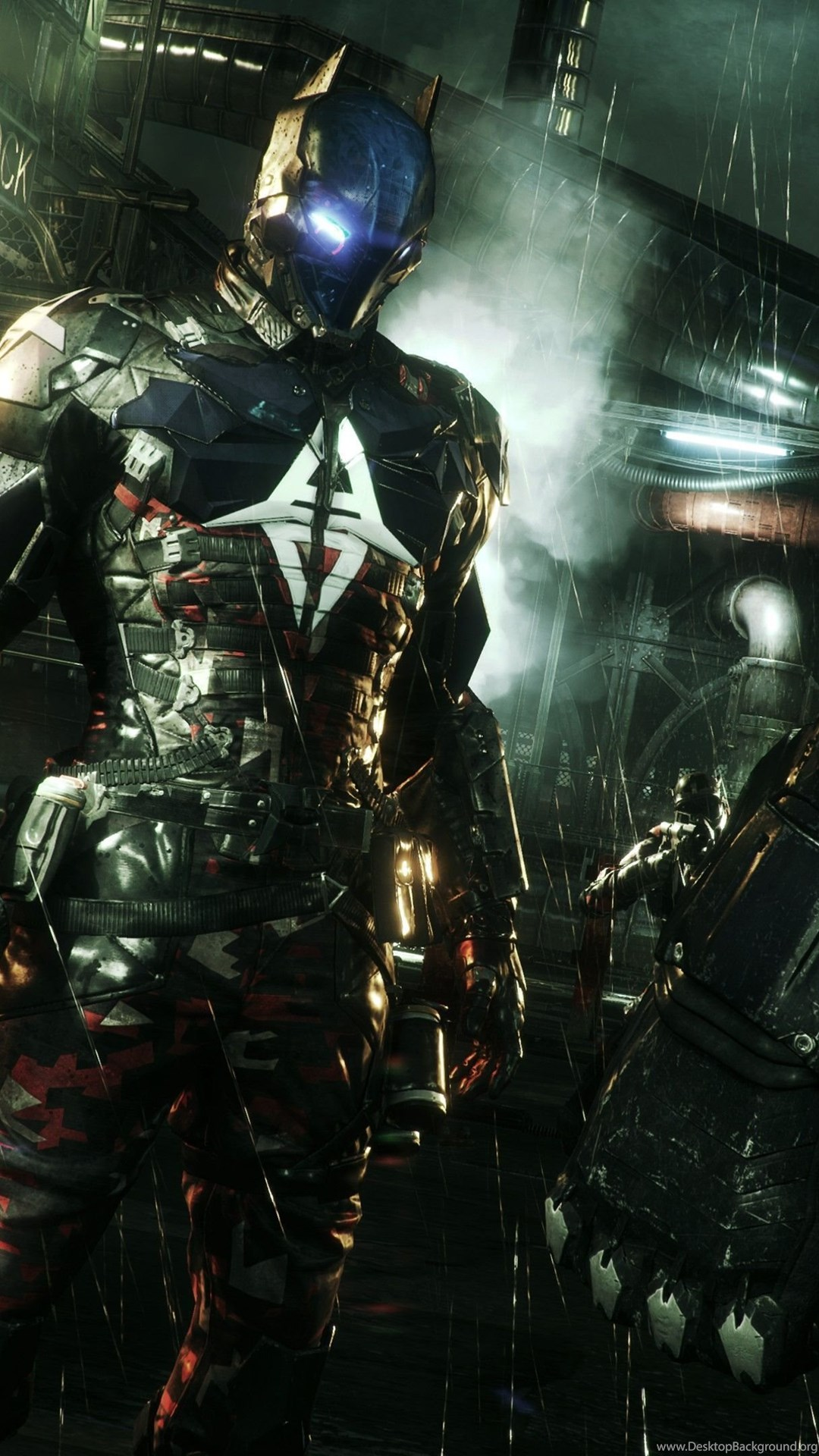77 Batman Arkham Knight HD Wallpapers Desktop Background