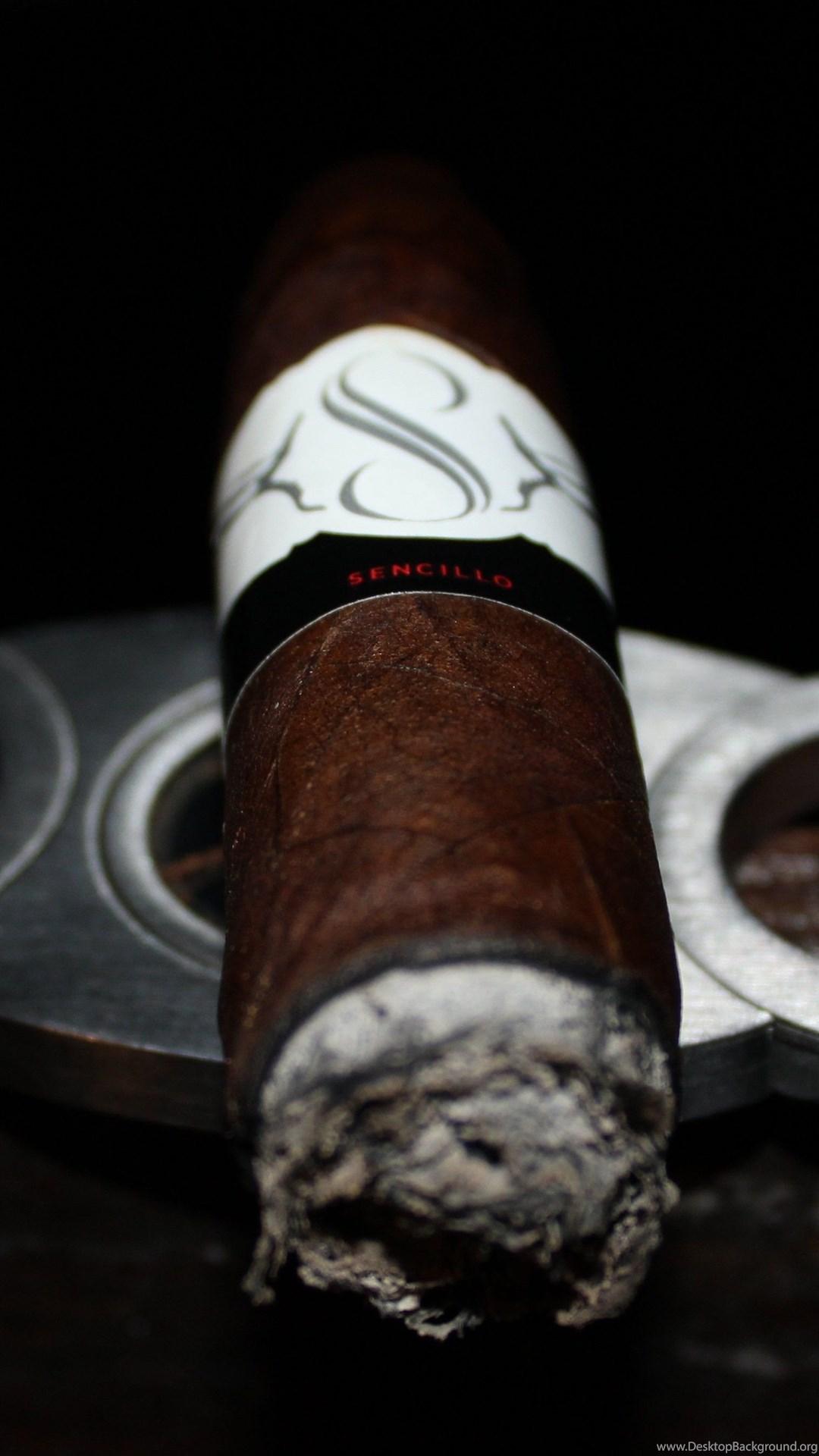 Cigars Cigarette Tobacco Bokeh Smoke Smoking Cigar