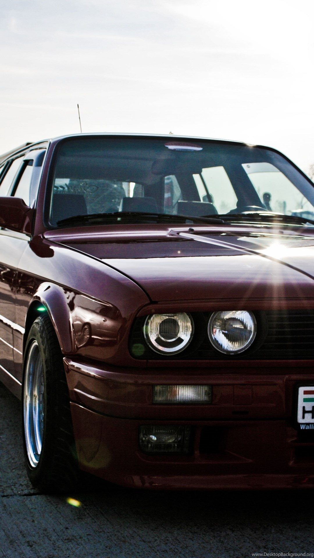 Download Wallpapers Bmw, E30 M3, Touring, Old, Tuning ...