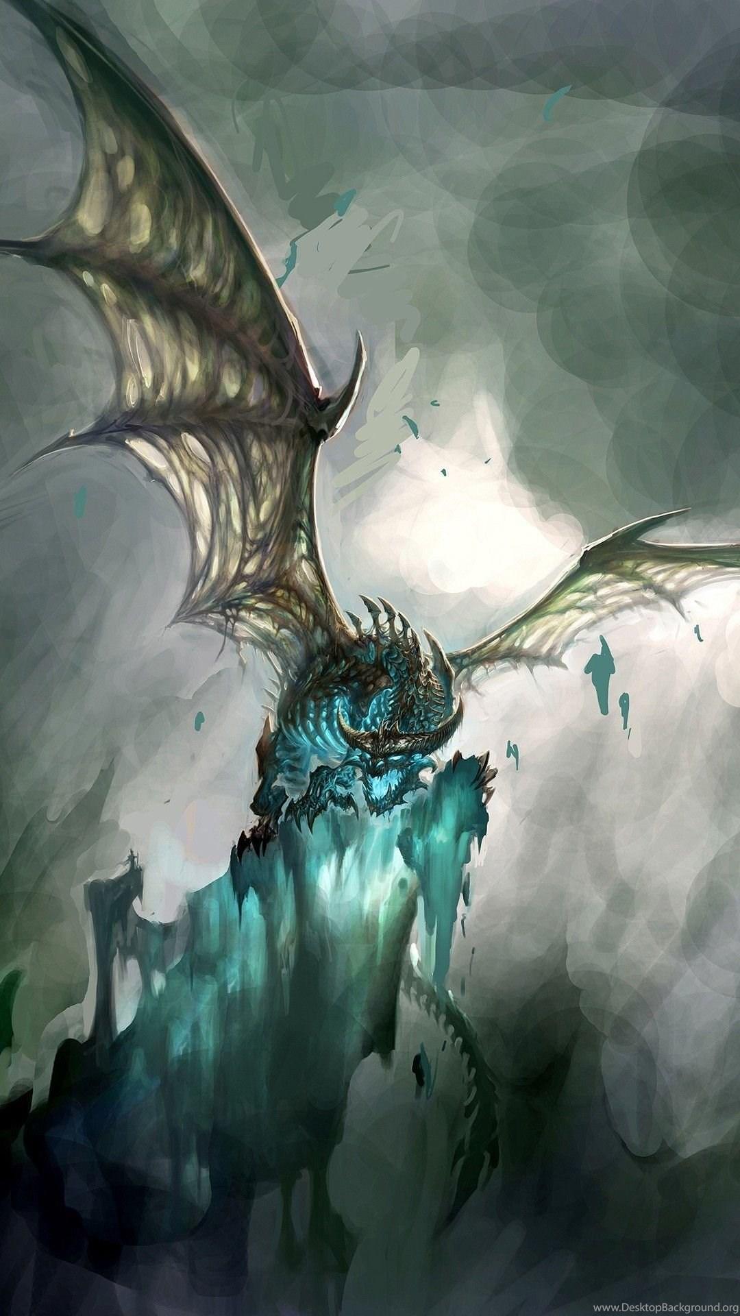 World Of Warcraft Dragon Mobile Wallpapers 5234 Desktop Background