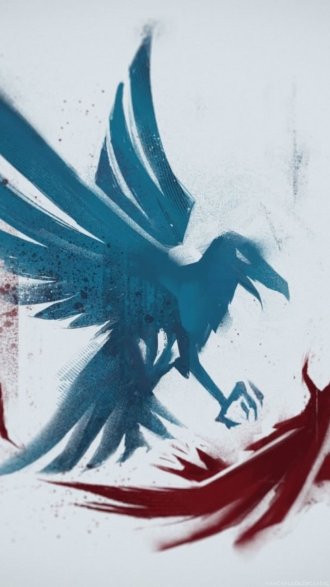 Download Wallpapers 3840x2400 Infamous Second Son Bird Logo