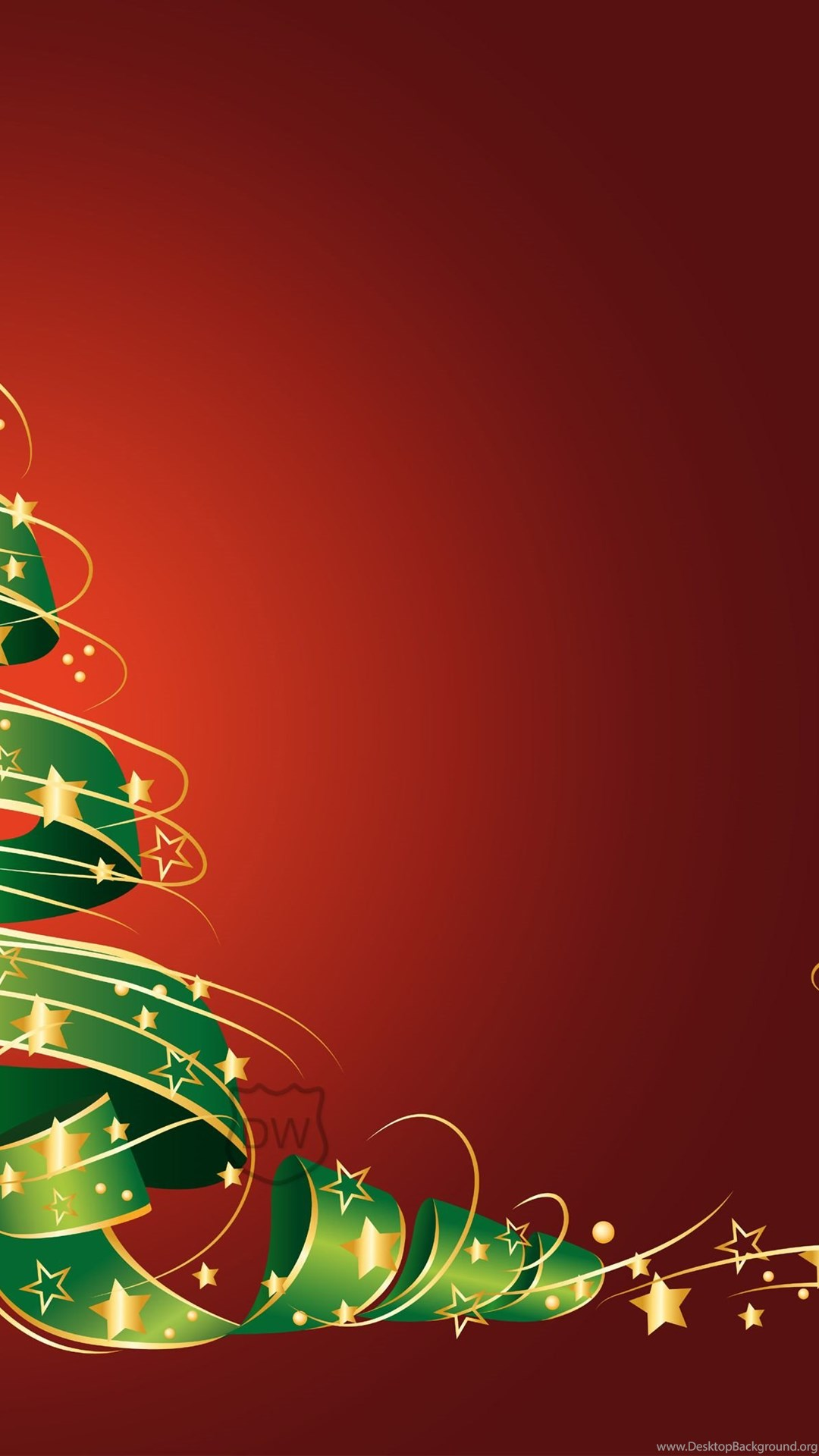 Merry Christmas Red Backgrounds Wallpapers Free Desktop Background