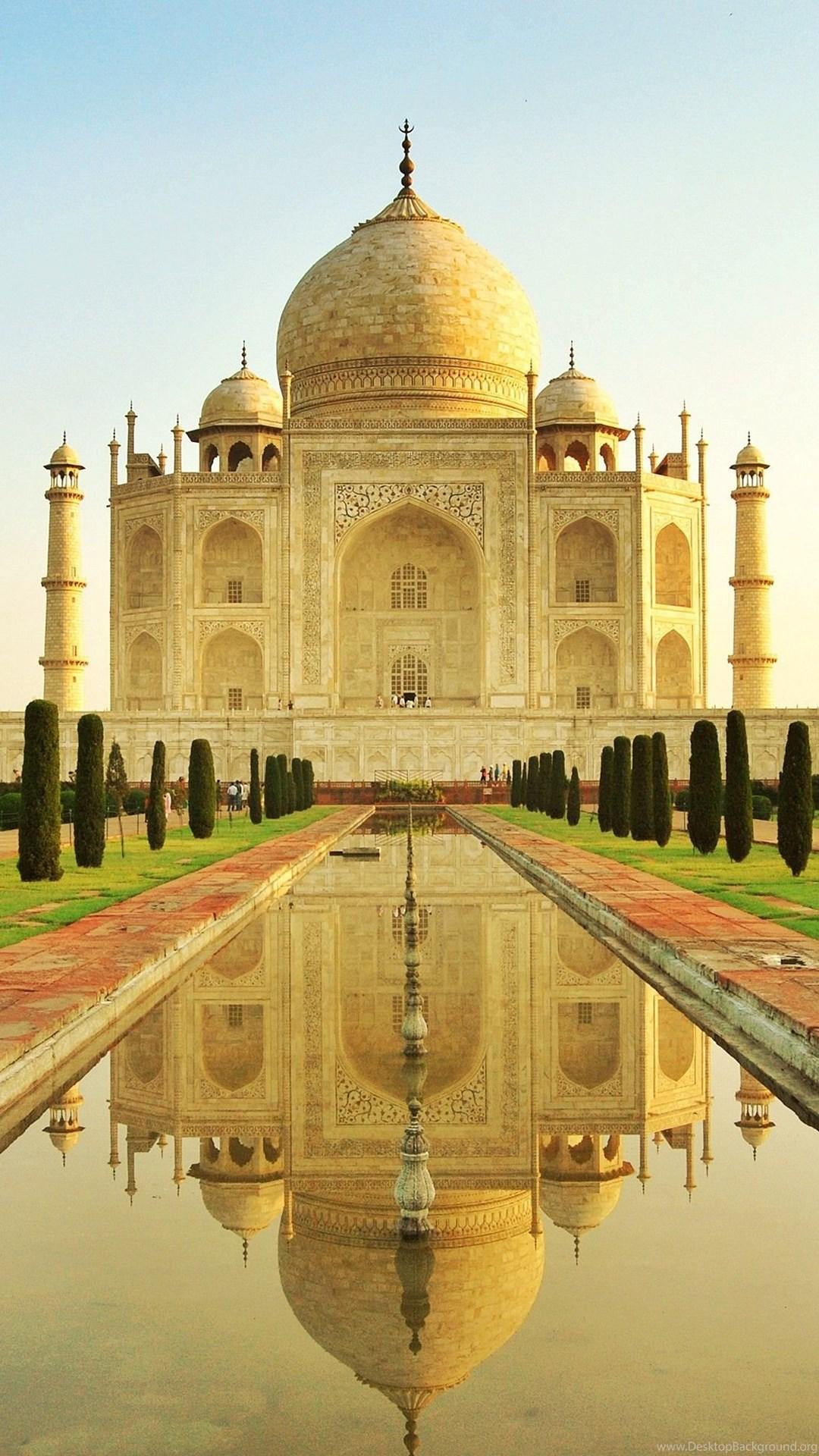 Beautiful Taj Mahal Desktop Hd Wallpapers Desktop Background