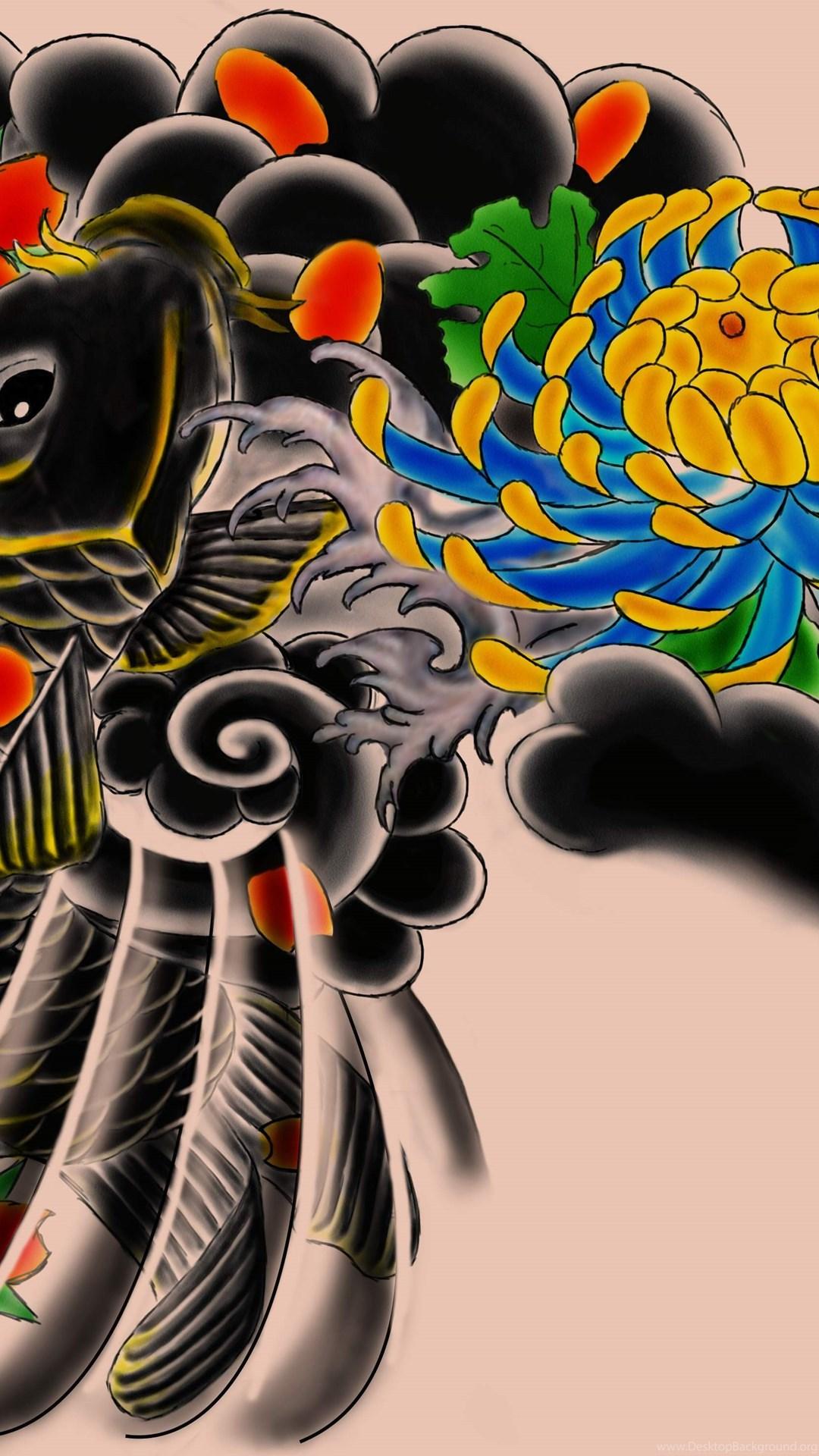 japanese tattoo wallpaper hd many hd wallpaper