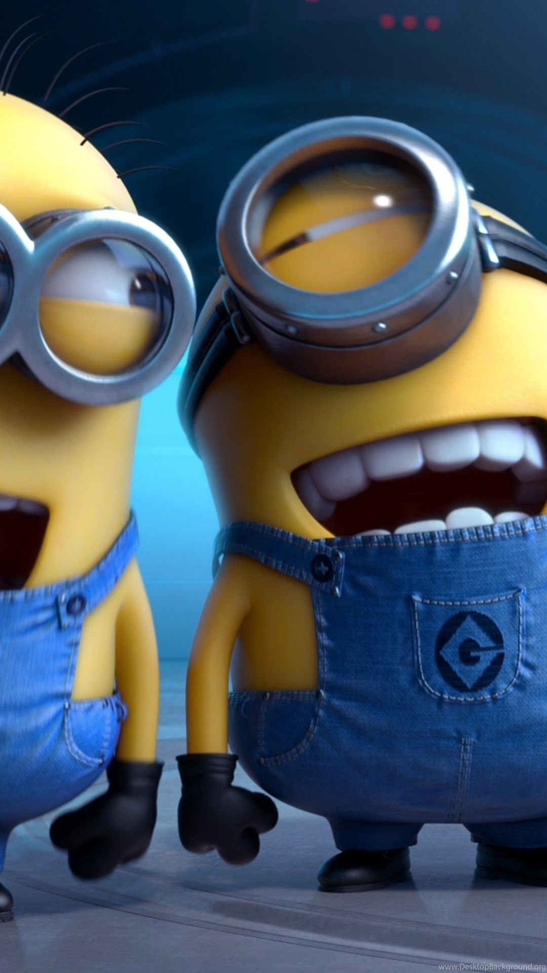 Download Download Cute Minions Wallpapers Desktop Background