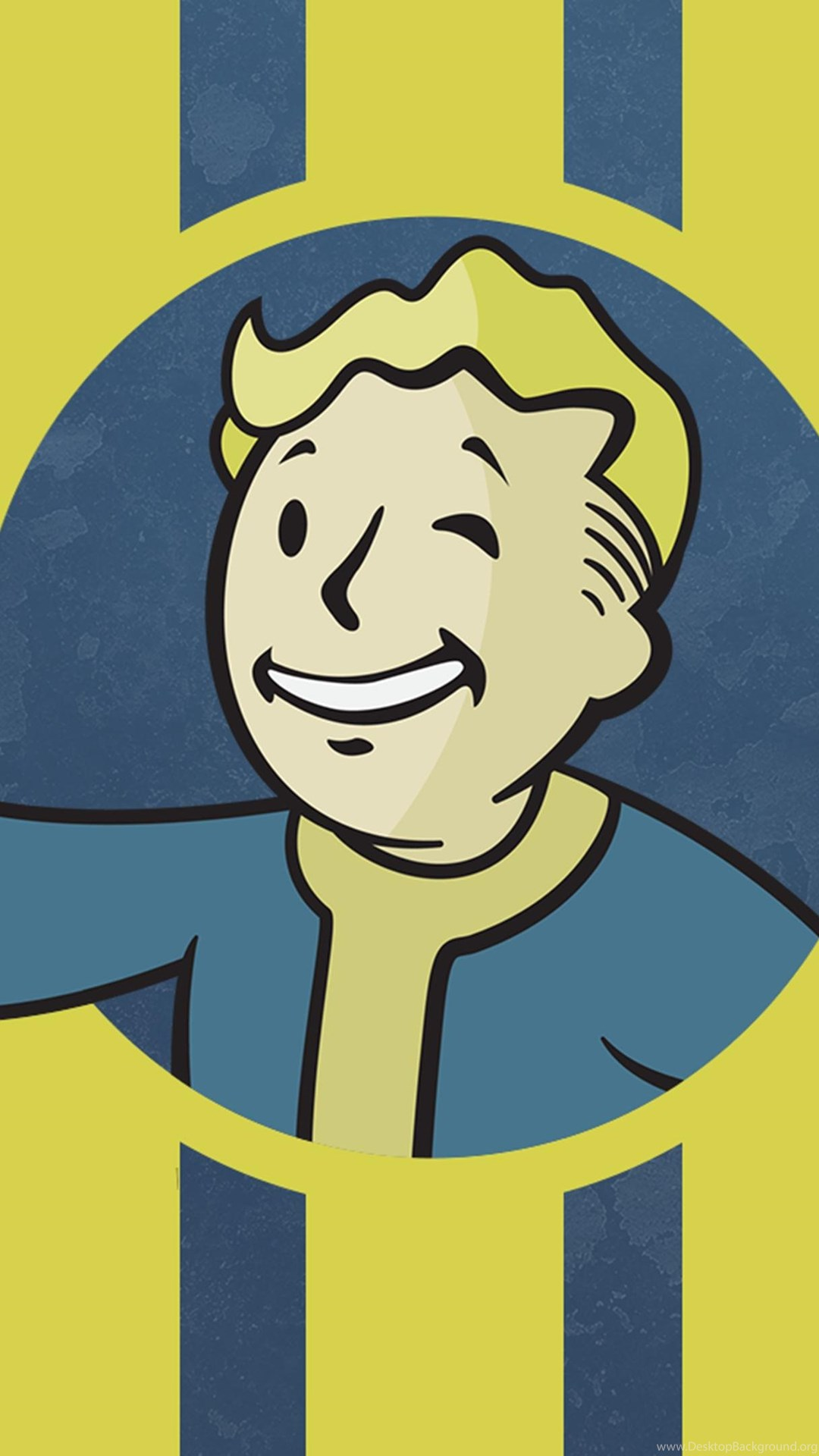 Fallout 4 Vault Boy Wallpapers Prints One Canvas Desktop Background