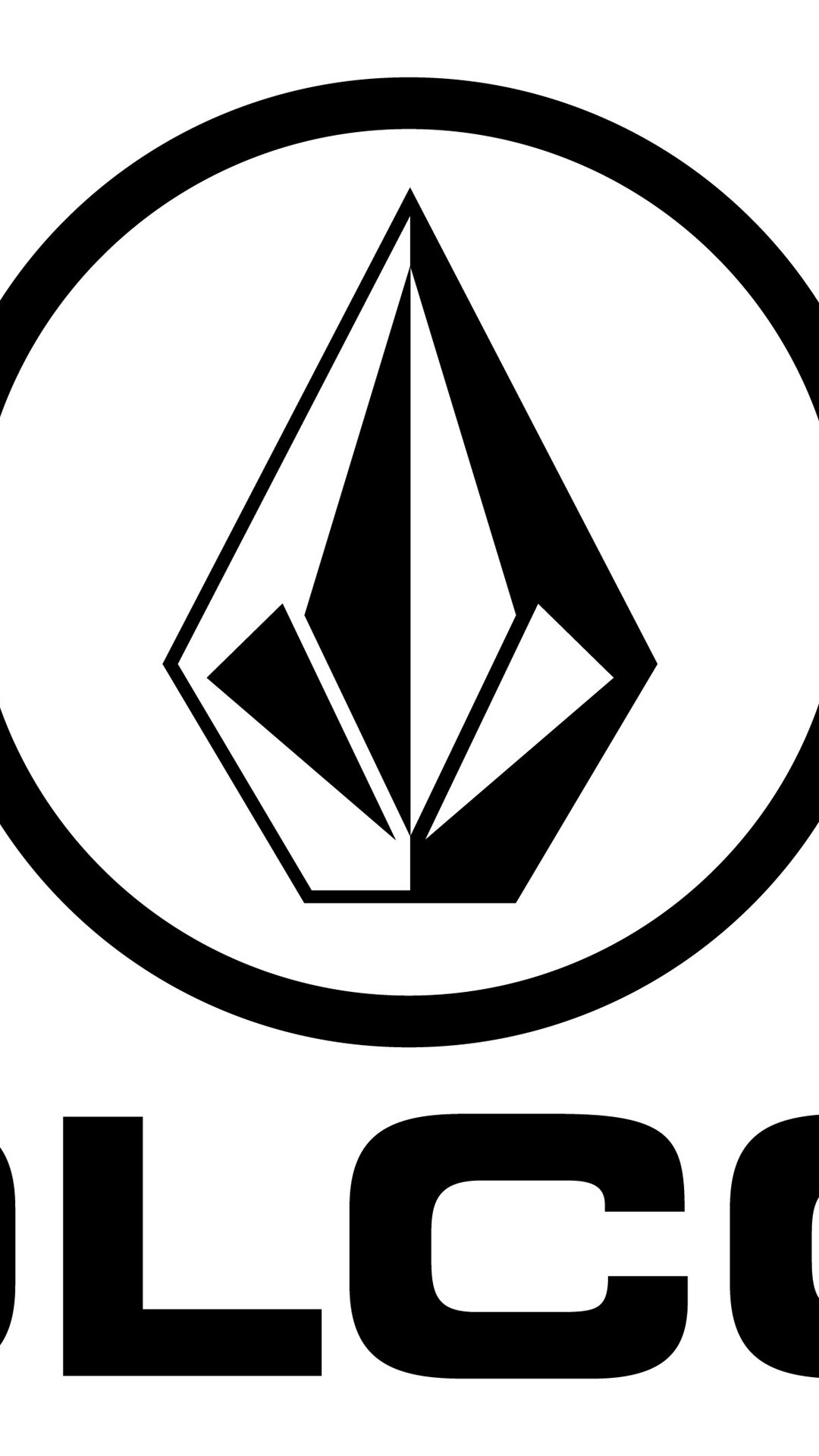 Volcom logo wallpapers desktop background mobile android tablet thecheapjerseys Gallery