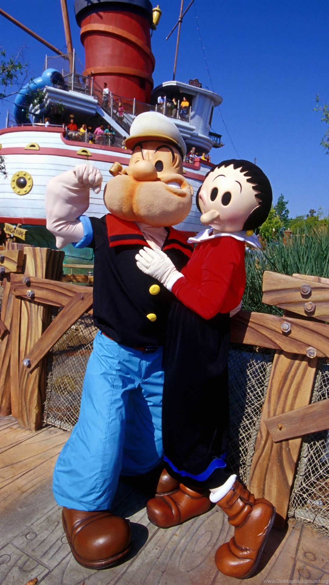 popeye me ship cartoon wallpapers for phone cartoons wallpapers