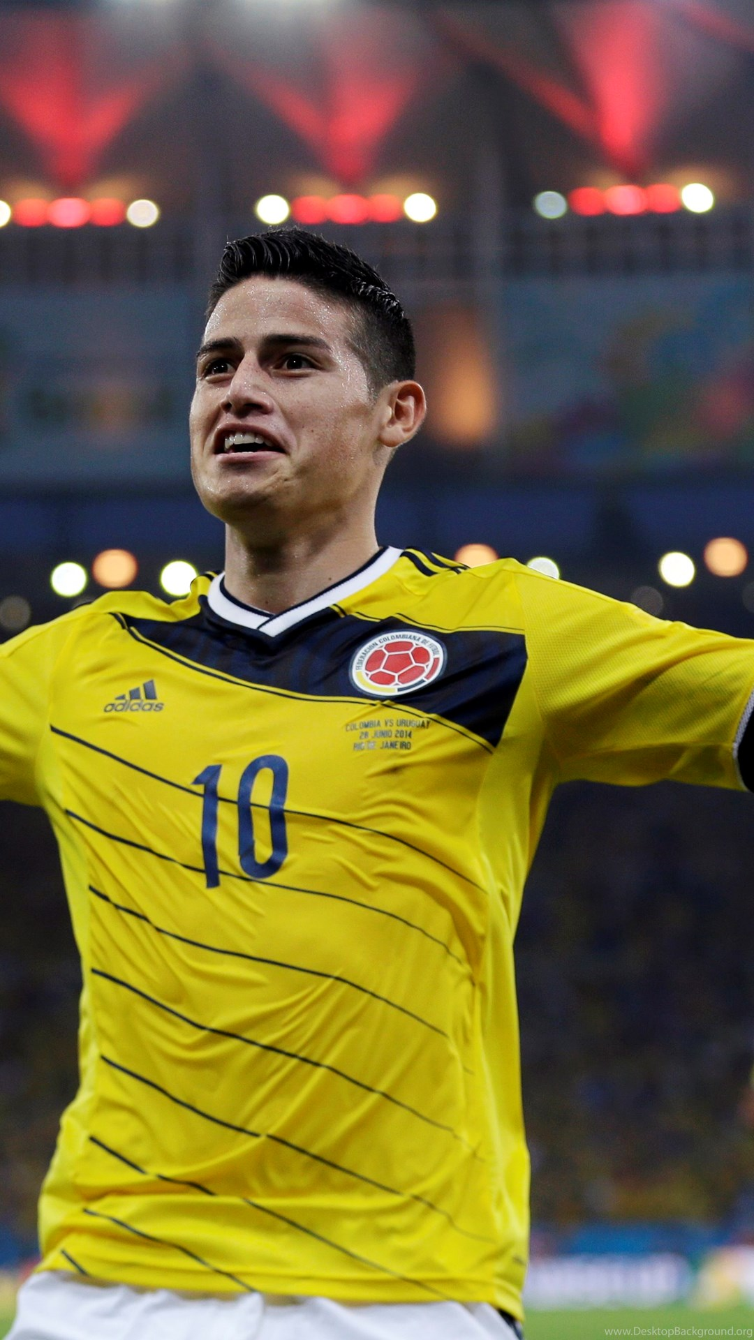 Top 20 james rodriguez hd wallpapers for desktop desktop - James rodriguez wallpaper hd ...