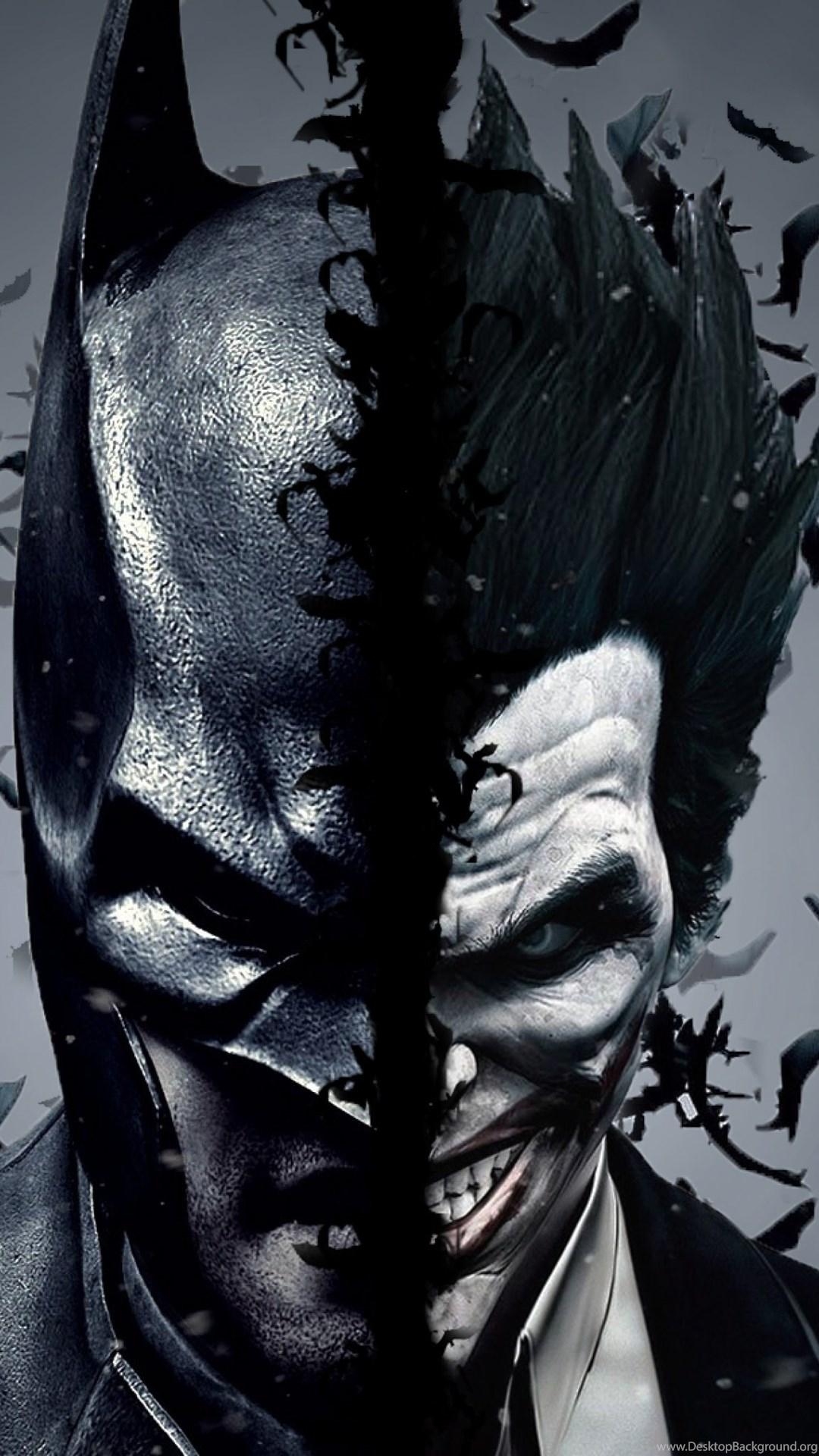 Batman and joker wallpapers hd
