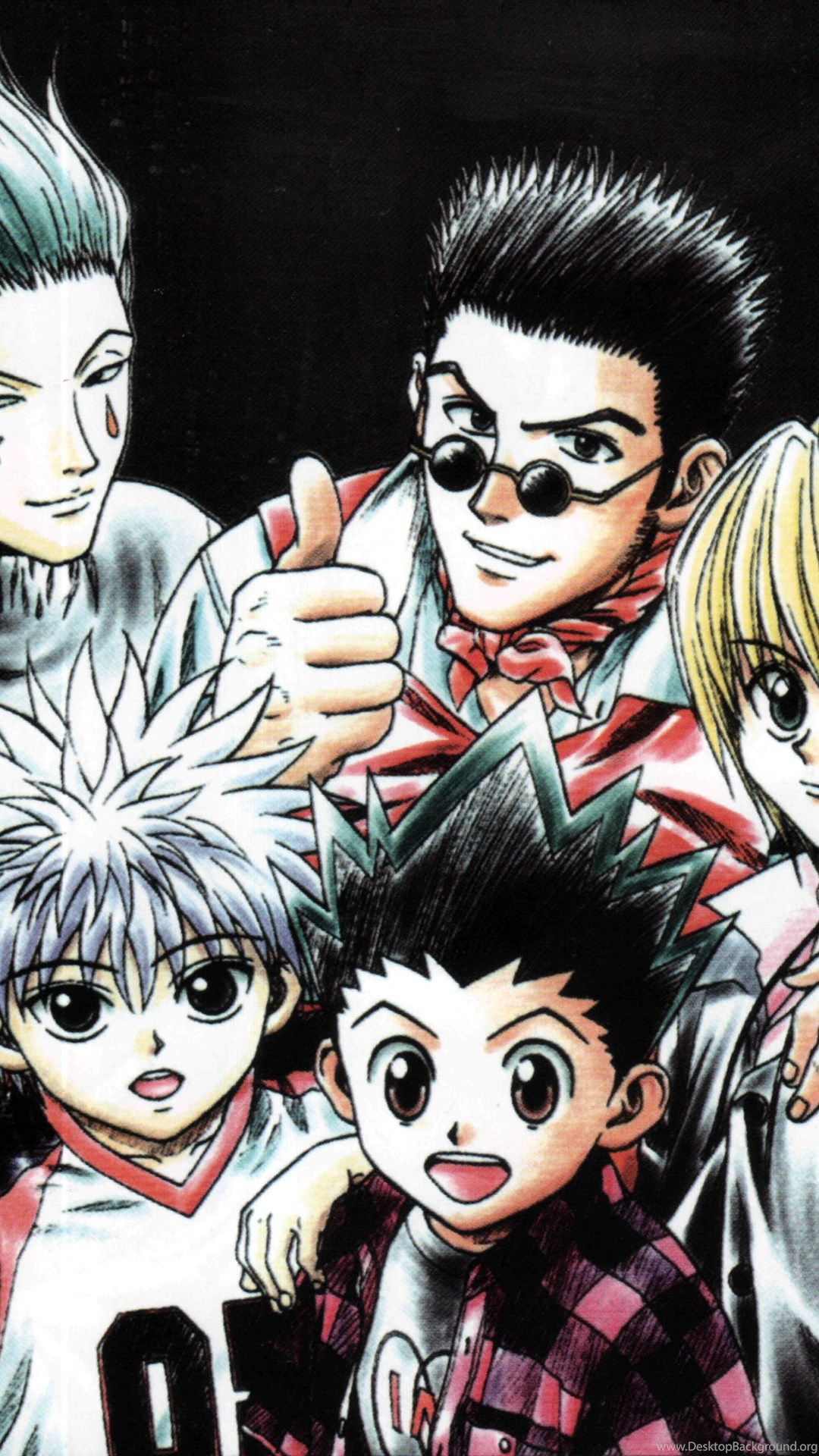 Hunter X Wallpapers High Quality Desktop Background