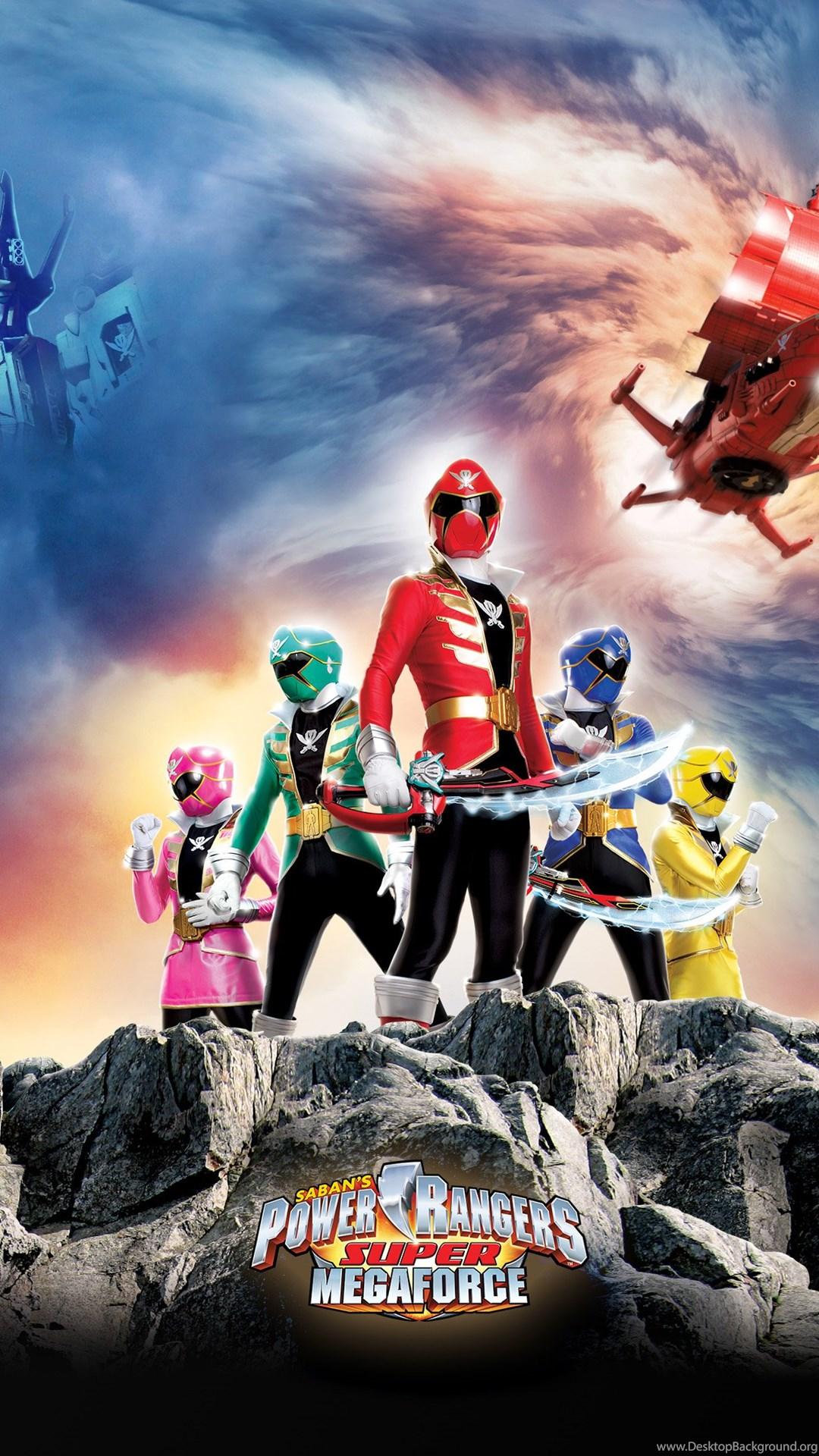 Power Rangers Wallpapers Desktop Background
