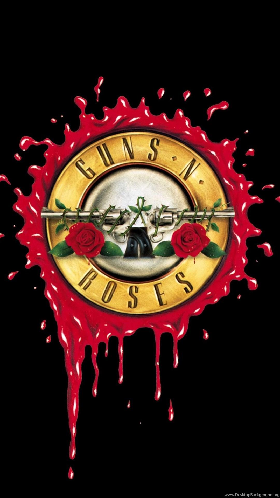 Guns N Roses Logo Awesome Full HD Wallpapers Desktop ...