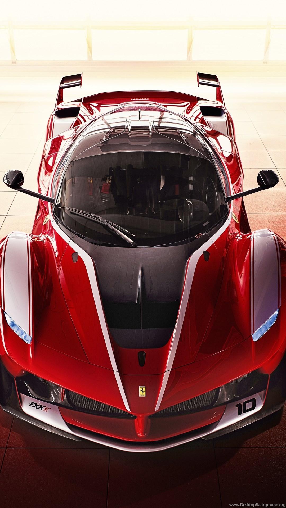 2015 Ferrari Fxx K Supercar Fxxk Wallpapers Desktop Background
