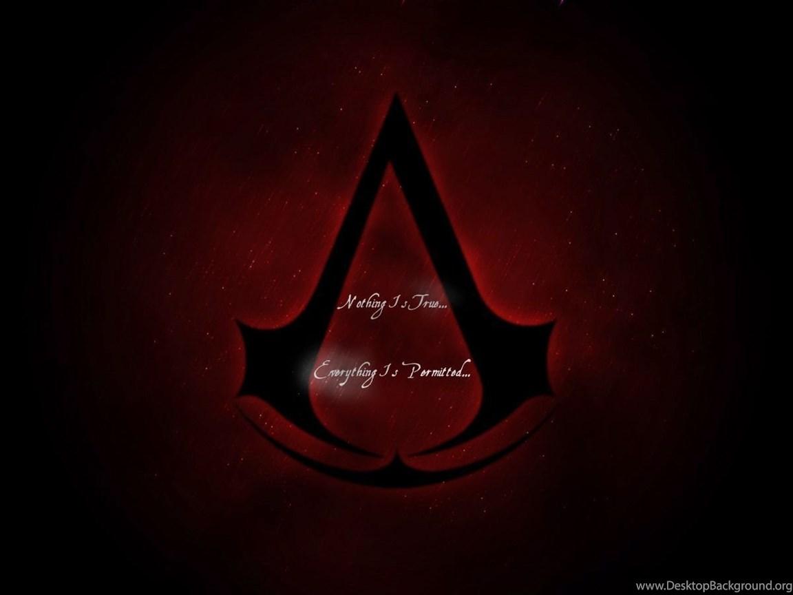 Assassins Creed Logo Wallpapers 89413 Desktop Background