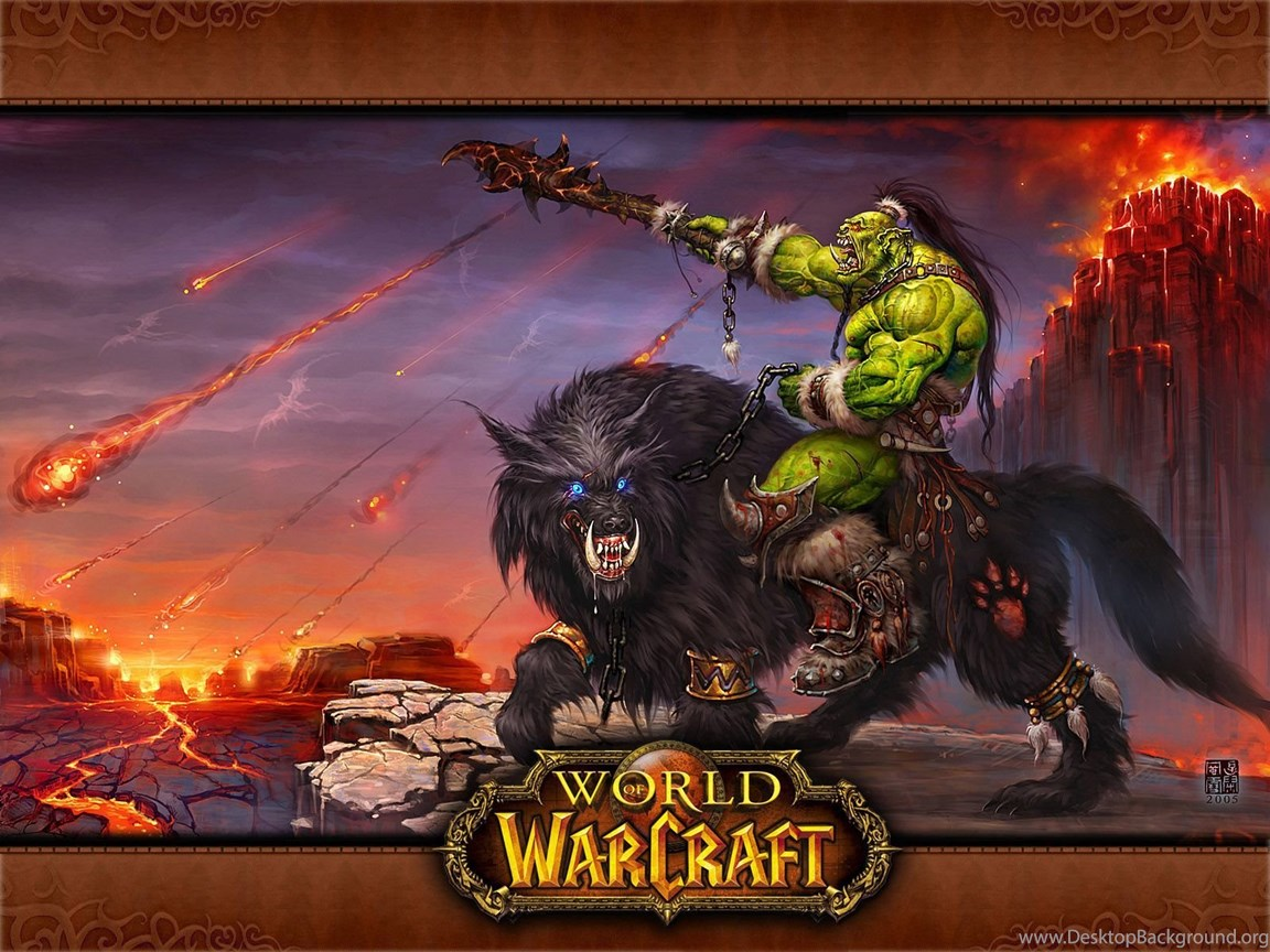 World of Warcraft orc flirts sex pic