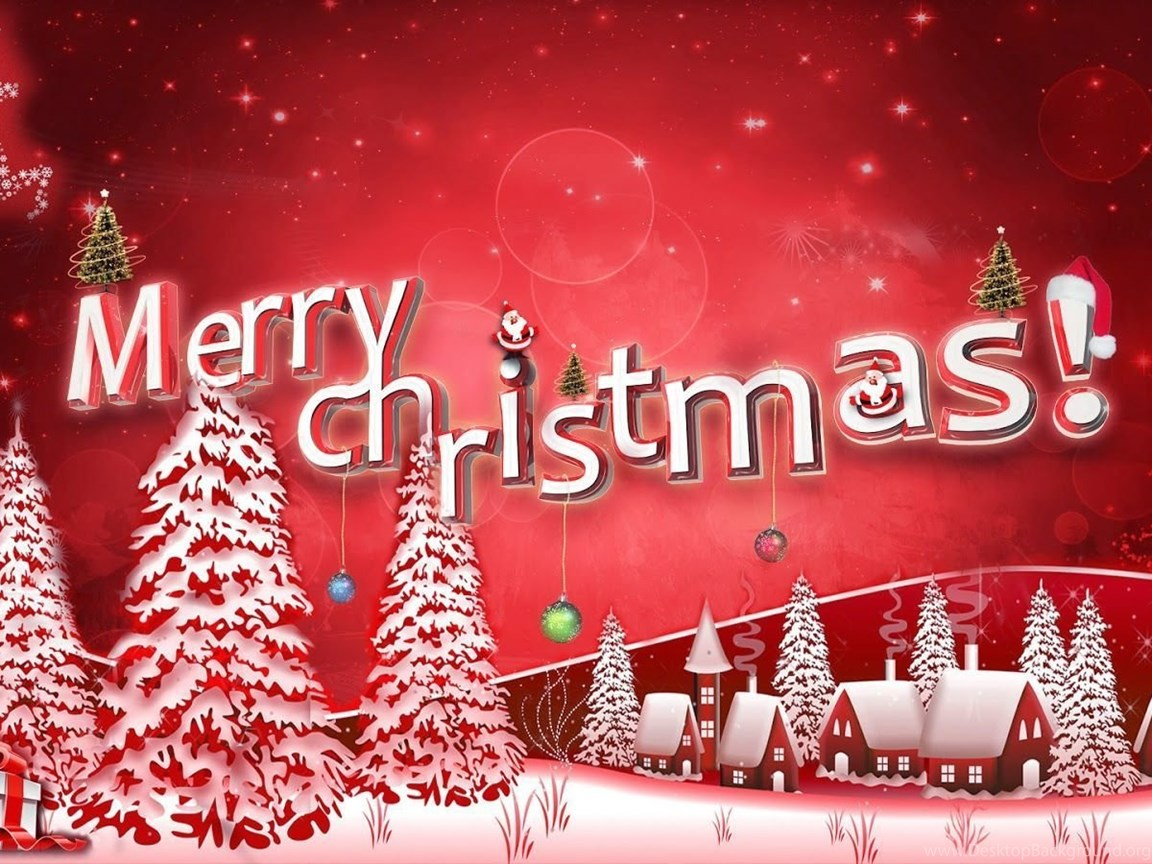 Cute Merry Christmas Backgrounds Full ...
