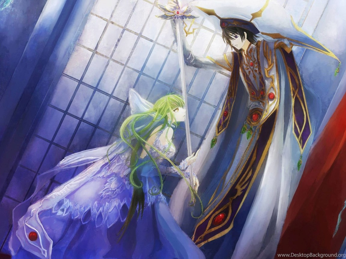 Lelouch Vi Britannia Code Geass Wallpapers Desktop Background