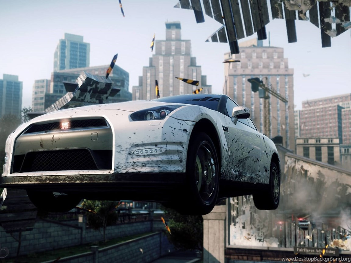 Nfs Most Wanted Cars Hd Wallpapers Desktop Background